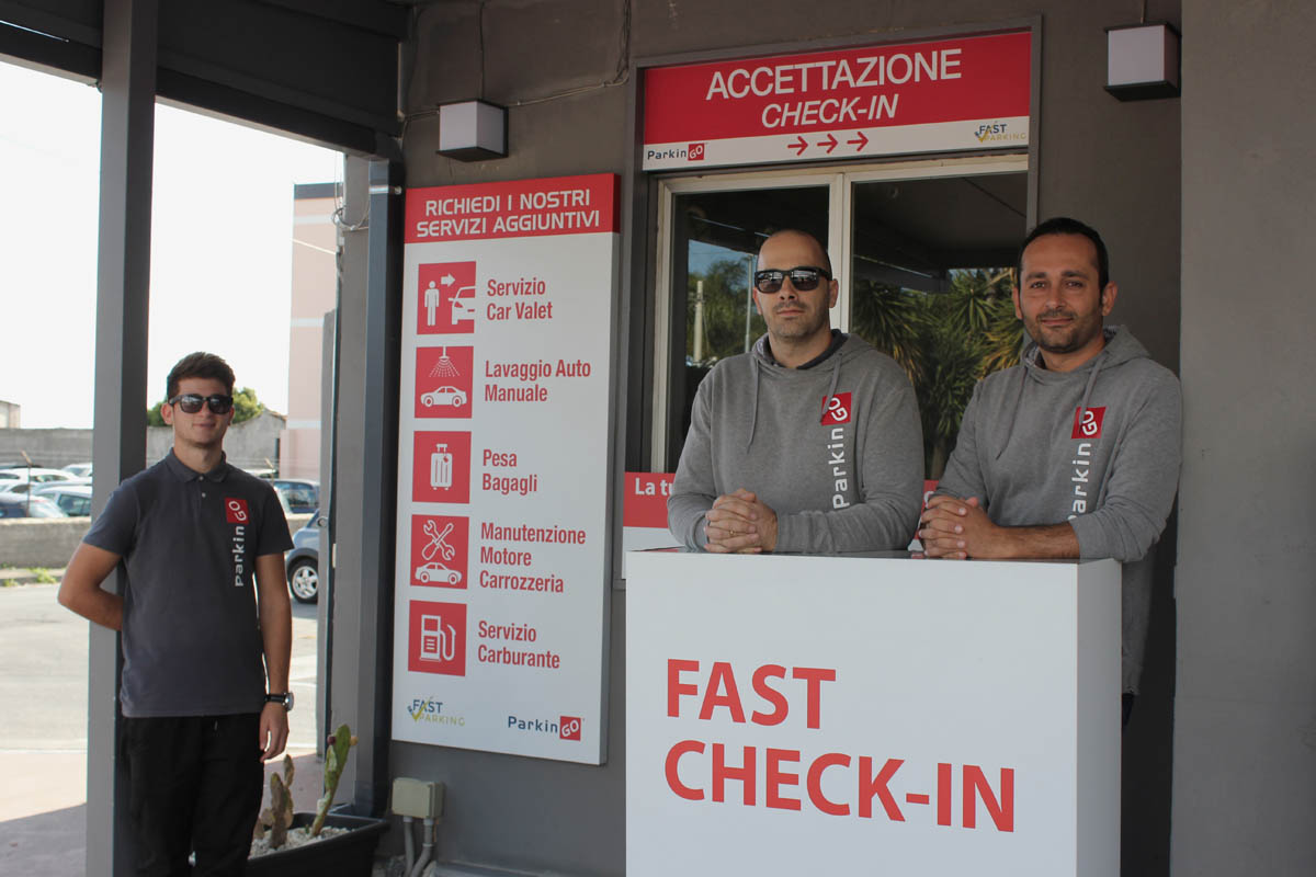 FastParking Catania: Convenienza e Professionalità
