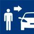 Car Valet arrival and departure service