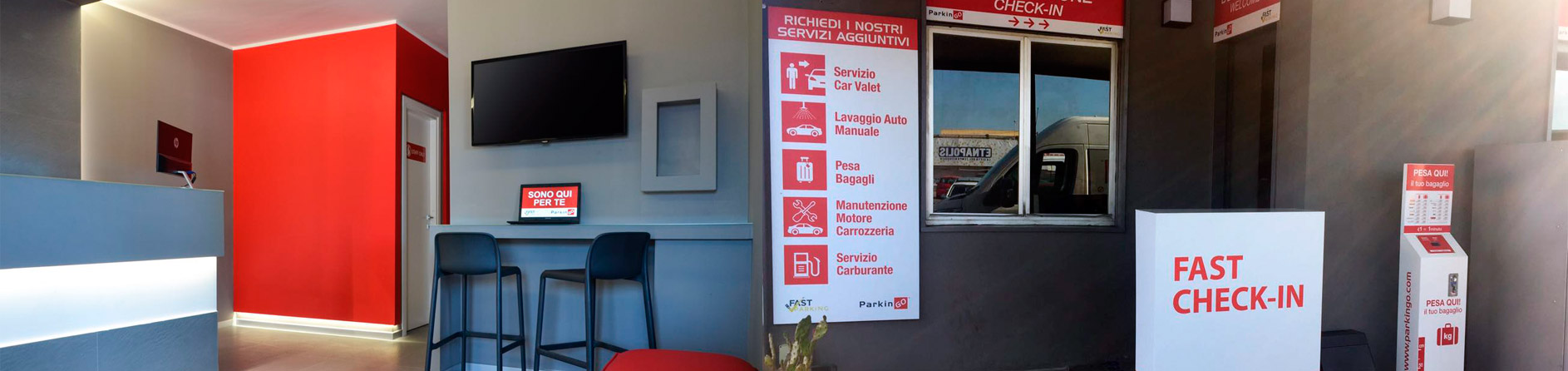 Catania Fast Parking